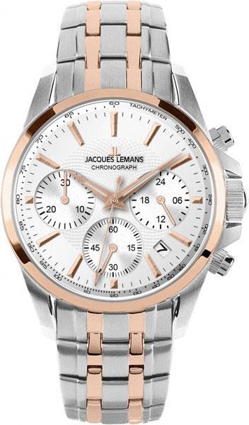 купить Женские часы Jacques Lemans 1-1752K по цене 21690 рублей
