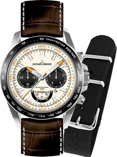 Мужские часы Jacques Lemans 1-1756B мужские часы jacques lemans мужские часы 1 1838d