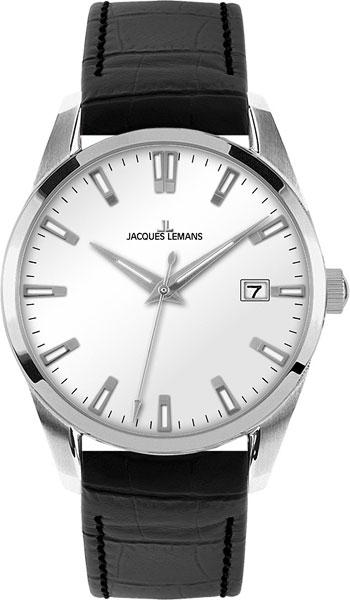 цена Мужские часы Jacques Lemans 1-1769D-ucenka онлайн в 2017 году