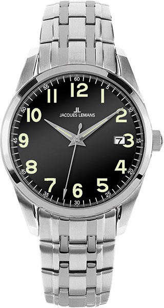 Мужские часы Jacques Lemans 1-1769F