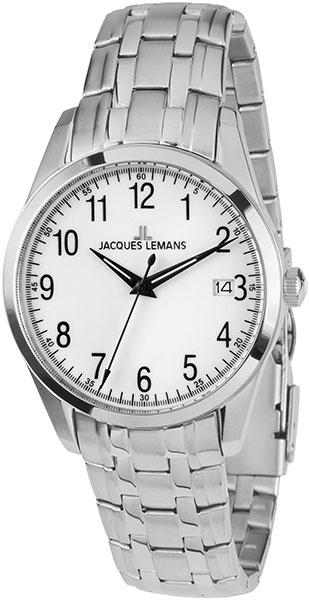 лучшая цена Мужские часы Jacques Lemans 1-1769G