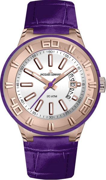 все цены на Женские часы Jacques Lemans 1-1771J онлайн