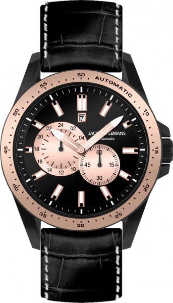 Мужские часы Jacques Lemans 1-1775F