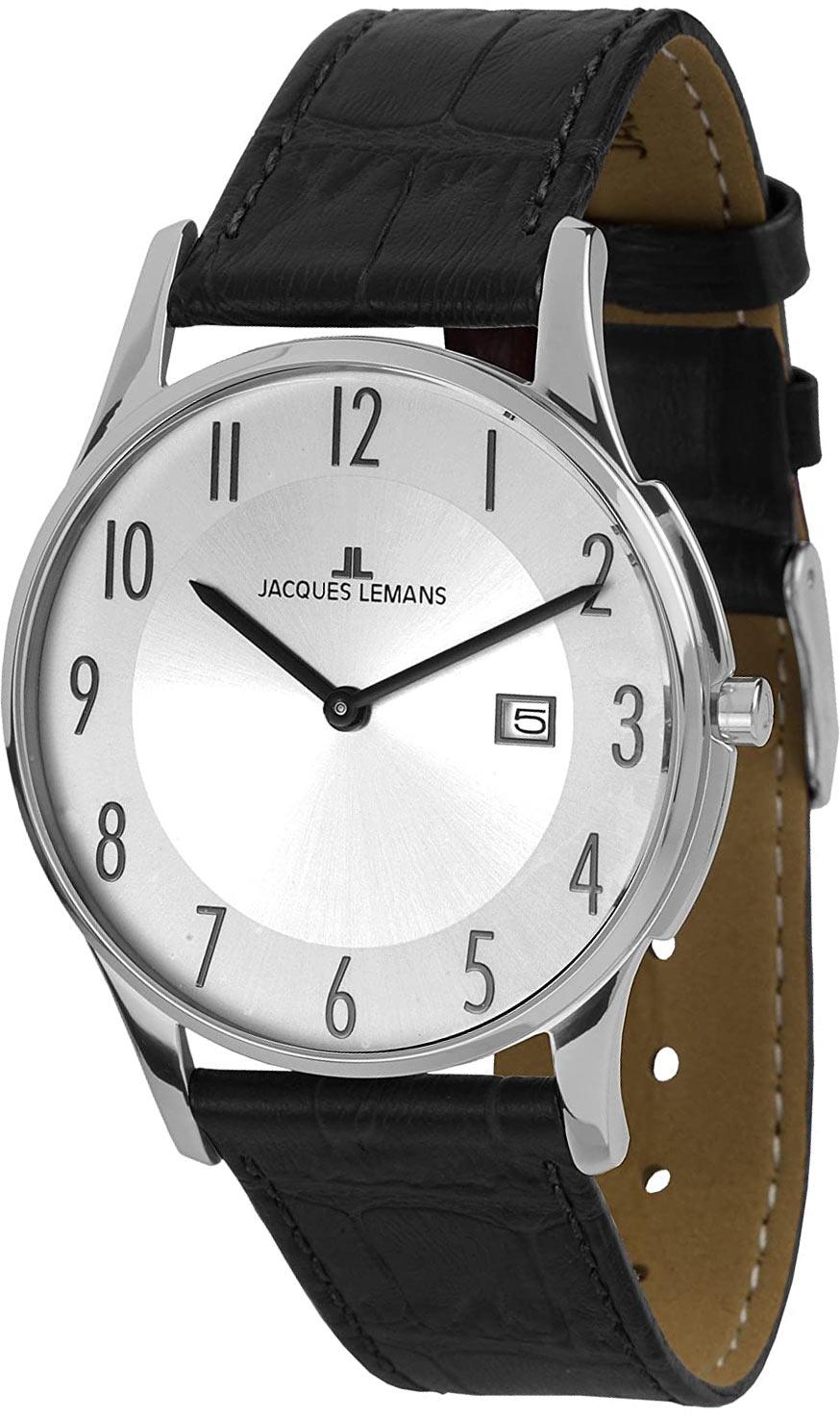 Мужские часы Jacques Lemans 1-1777C цена и фото