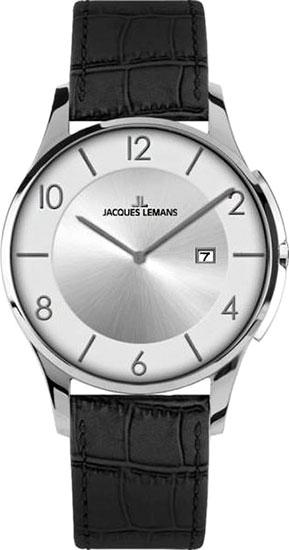 Мужские часы Jacques Lemans 1-1777E цена и фото
