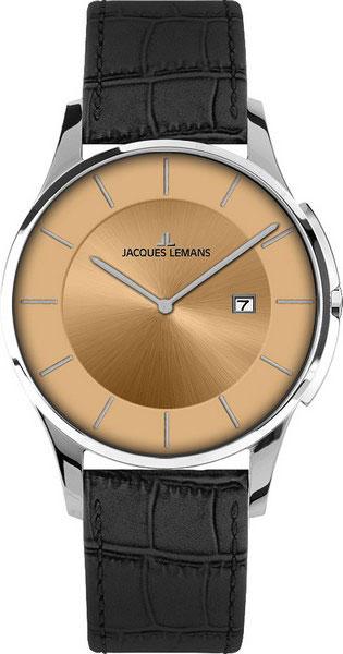 Мужские часы Jacques Lemans 1-1777J цена и фото