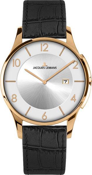 Мужские часы Jacques Lemans 1-1777P jacques lemans jacques lemans 1 1777p