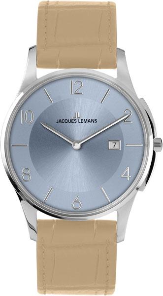 Мужские часы Jacques Lemans 1-1777R мужские часы jacques lemans 1 1777r