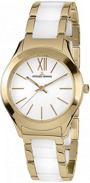 Женские часы Jacques Lemans 1-1796C jacques lemans rome 1 1796c