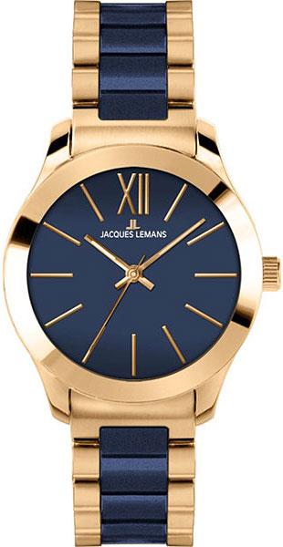 лучшая цена Женские часы Jacques Lemans 1-1796J
