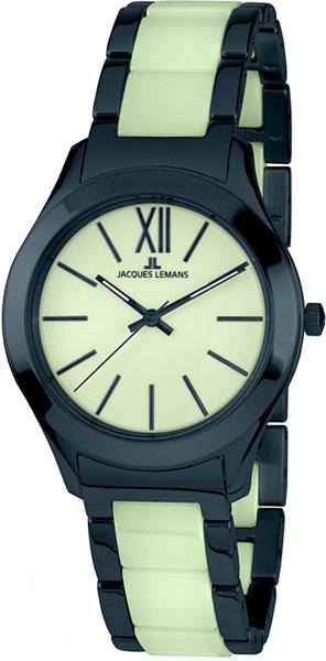 Купить Наручные часы 1-1796Q  Женские наручные швейцарские часы в коллекции La Passion Jacques Lemans