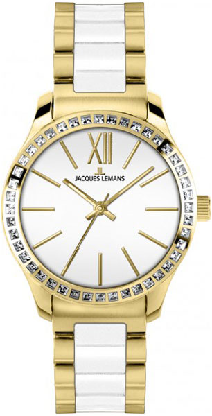Женские часы Jacques Lemans 1-1797C