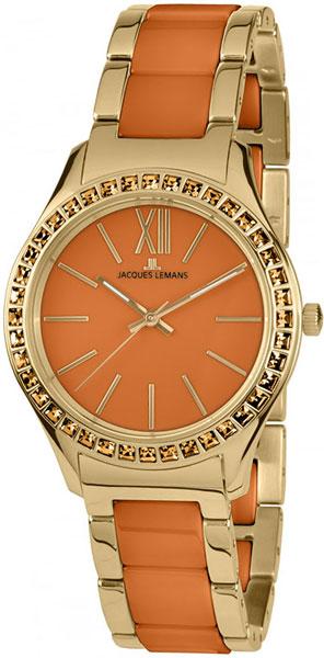 Женские часы Jacques Lemans 1-1797O цена 2017