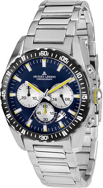 Мужские часы Jacques Lemans 1-1801M jacques lemans jl 1 1801m href