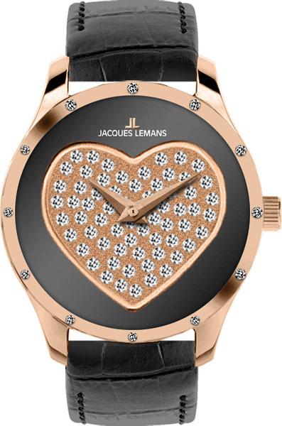 Женские часы Jacques Lemans 1-1803C цена 2016