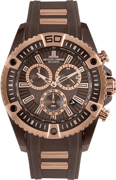 Мужские часы Jacques Lemans 1-1805F