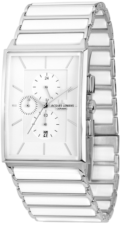 цена Мужские часы Jacques Lemans 1-1817B онлайн в 2017 году