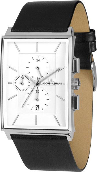 Мужские часы Jacques Lemans 1-1818B цена и фото