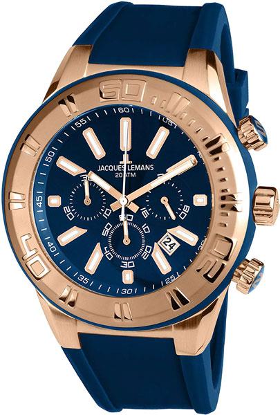 Мужские часы Jacques Lemans 1-1820G