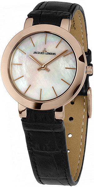 Женские часы Jacques Lemans 1-1824B женские костюмы классического стиля