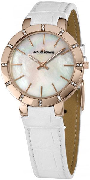 Женские часы Jacques Lemans 1-1825B jacques lemans jl 1 1825b