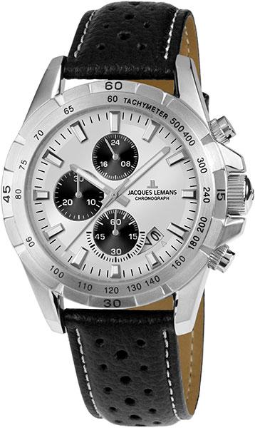 Мужские часы Jacques Lemans 1-1826B цена и фото