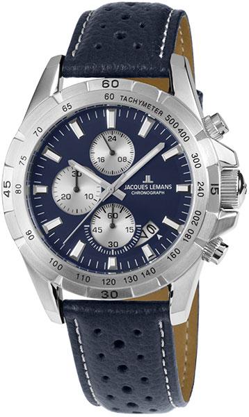 Мужские часы Jacques Lemans 1-1826C