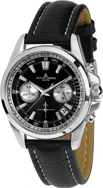 Мужские часы Jacques Lemans 1-1830A jacques lemans jl 1 1830a
