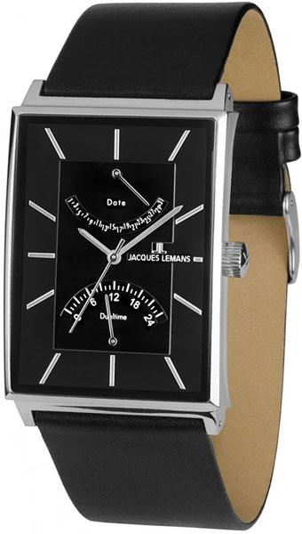 цена Мужские часы Jacques Lemans 1-1835A онлайн в 2017 году