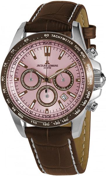 Мужские часы Jacques Lemans 1-1836D