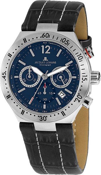 Мужские часы Jacques Lemans 1-1837C u7 2016 новая мода силиконовая и нержавеющая сталь браслет мужчины изделий 18k позолоченный браслеты