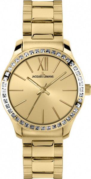 цена Женские часы Jacques Lemans 1-1841G-ucenka онлайн в 2017 году