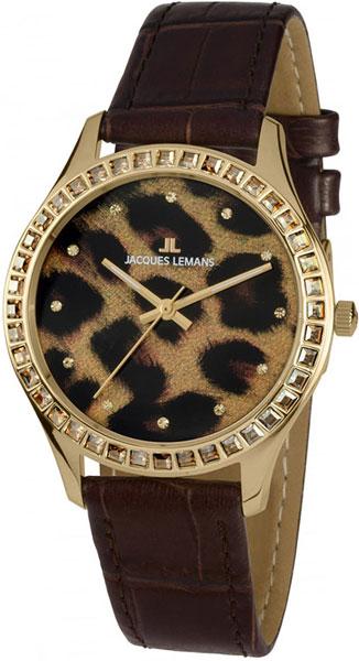 Фото - Женские часы Jacques Lemans 1-1841Y кольца swarovski 5412018 17