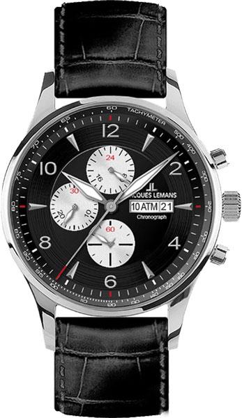 Мужские часы Jacques Lemans 1-1844A цена