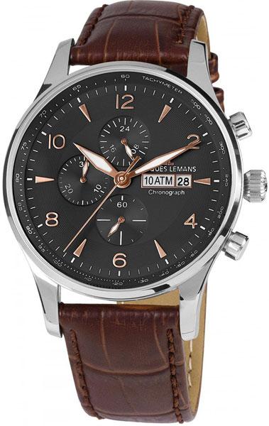 Фото «Наручные часы Jacques Lemans 1-1844D с хронографом»