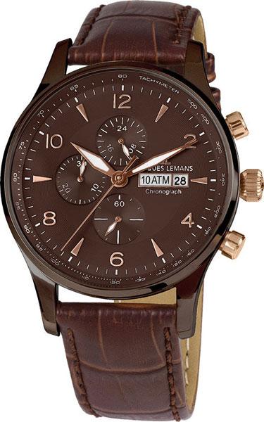 Мужские часы Jacques Lemans 1-1844G