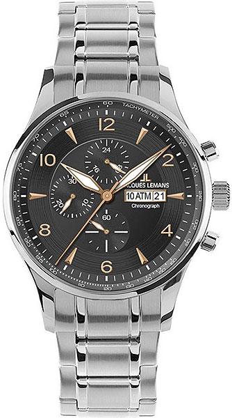 Мужские часы Jacques Lemans 1-1844K