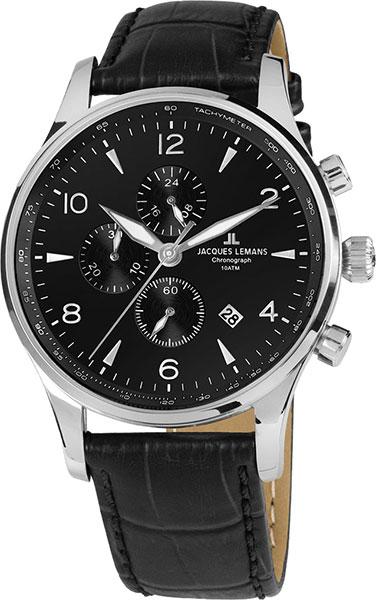 Мужские часы Jacques Lemans 1-1844ZA
