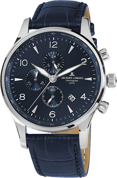Мужские часы Jacques Lemans 1-1844ZC