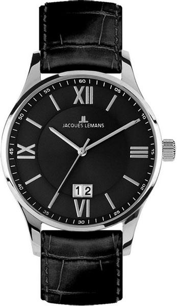 Мужские часы Jacques Lemans 1-1845A