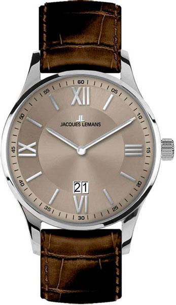 Мужские часы Jacques Lemans 1-1845D