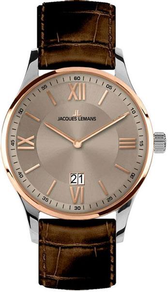 Мужские часы Jacques Lemans 1-1845E