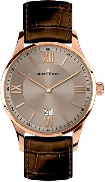 Мужские часы Jacques Lemans 1-1845F jacques lemans jl 1 1845f