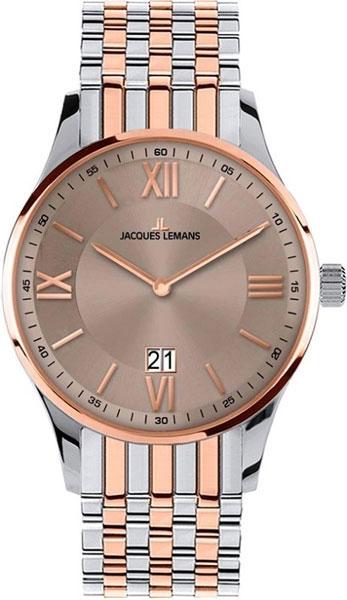 Мужские часы Jacques Lemans 1-1845L-ucenka цена