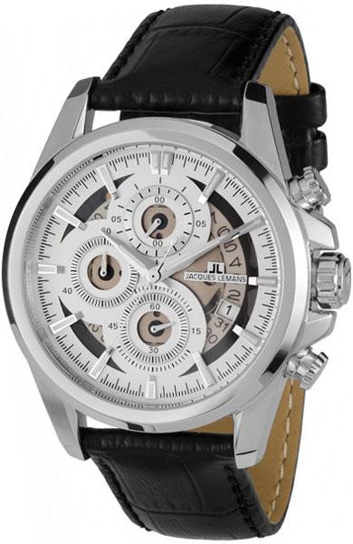 Мужские часы Jacques Lemans 1-1847B