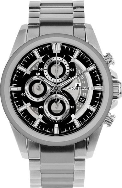 Мужские часы Jacques Lemans 1-1847E jacques lemans jl 1 1847e
