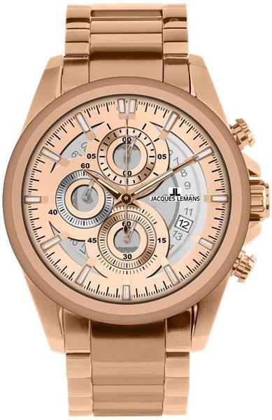 Мужские часы Jacques Lemans 1-1847G