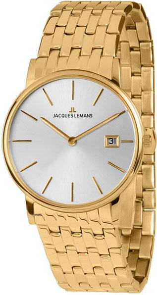 Мужские часы Jacques Lemans 1-1848G цена и фото