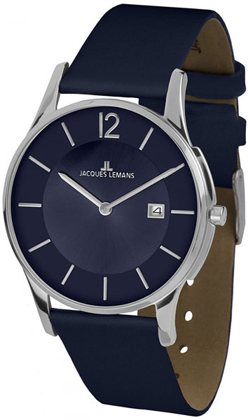 Мужские часы Jacques Lemans 1-1850D цена и фото