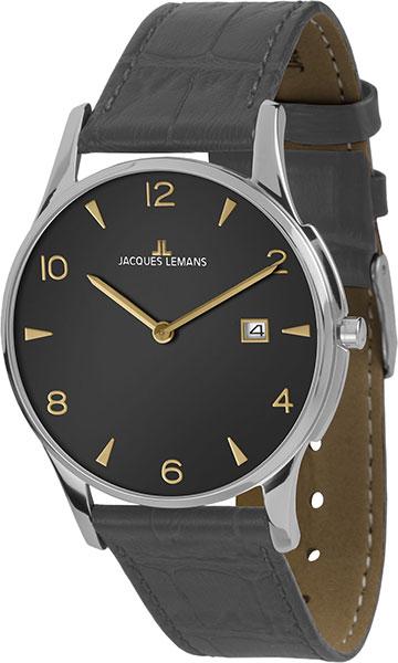 Мужские часы Jacques Lemans 1-1850ZE jacques lemans jl 1 1850ze